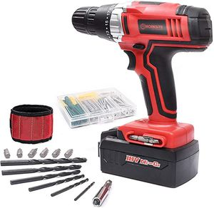 Cordless Drill 18V Tools and Equipment for Sale in Stockton, CA