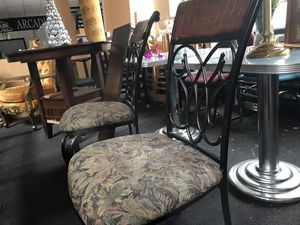 3 Breakfast table chair for Sale in Carver, MA