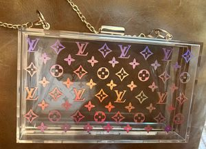 ACRYLIC BOX PURSES 💞 for Sale in Los Angeles, CA