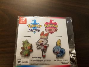 Pax West 2019 Pokemon Sword and Shield for Sale in Seattle, WA