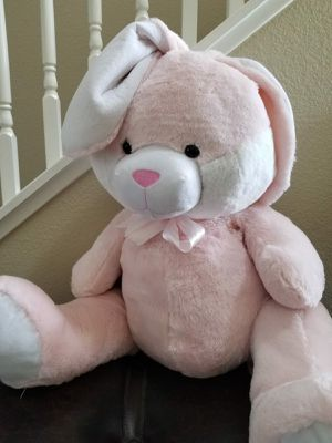Big Pink Plush Teddy Bear for Sale in Elk Grove, CA