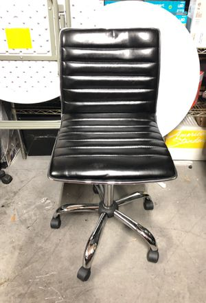 Nice black office chair $45 for Sale in Mableton, GA