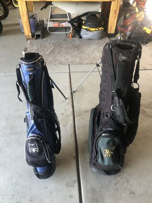 Free golf bags for Sale in Aurora, CO
