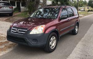 2006 Honda Cr-v for Sale in Tampa, FL