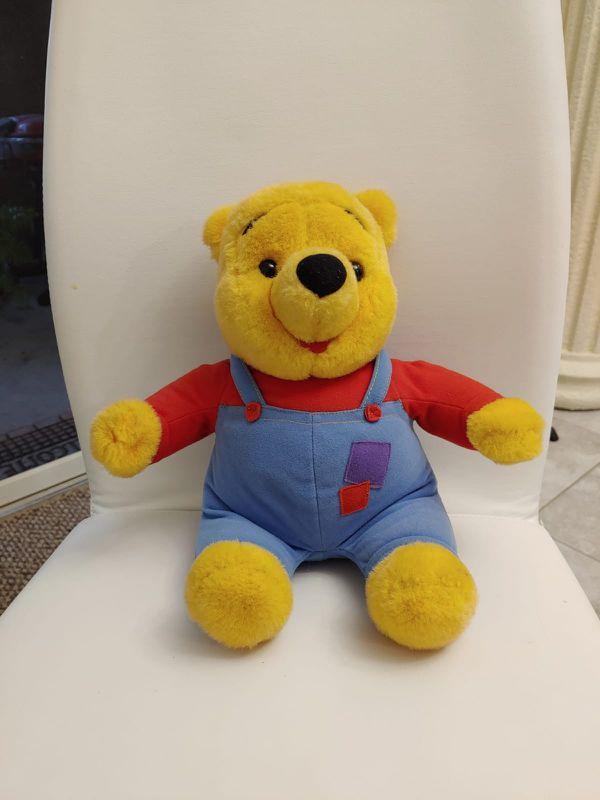 Disney winnie the pooh bear talking stuffed animal