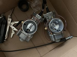 34mm PWK banshee/atv carbs for Sale in Puyallup, WA