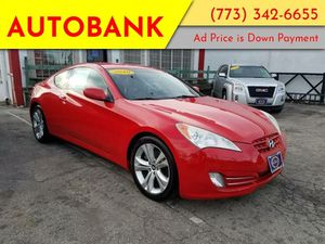 2010 Hyundai Genesis Coupe for Sale in Chicago, IL