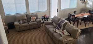 Couch and Loveseat for Sale in Temecula, CA