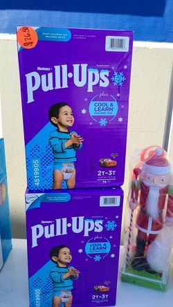 Huggies Pull Ups plus vool& Learn for Sale in San Diego,  CA