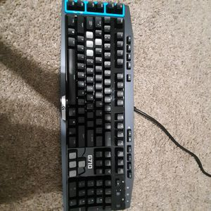 Logitech G710 Gaming Keyboard for Sale in Bella Vista, AR