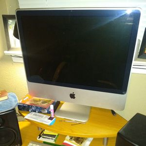 iMac os 2008' Model Updated With Yosemite for Sale in Dallas, TX