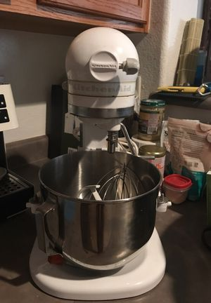 Kitchenaid Heavy Duty Industrial Stand Mixed for Sale in Tempe, AZ