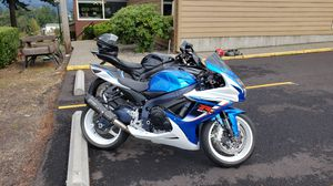GSXR 600 for Sale in Vancouver, WA