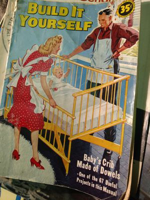 Build It Yourself Magazine volume 1 1949 for Sale in Tacoma, WA