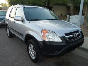 2002 honda crv ex 4wd for Sale in Phoenix, AZ