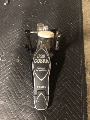 🐍 Iron Cobra single Kick Drum Pedal 🐍 for Sale in La Palma, CA