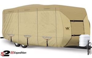 RV COVER by NATIONAL EXPEDITION Fits 23-24 Foot Trailer for Sale in Gurnee, IL