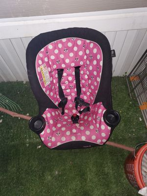 Mini mouse toddler car seat for Sale in Anaheim, CA