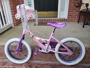 "HUFFY Princess 16"" Girl's Bike with Carriage Basket for Sale in Duluth, GA"