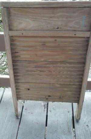 Vintage wash board for Sale in Selma, AL