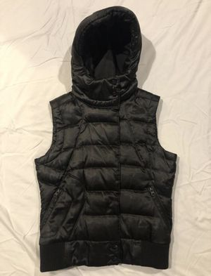 North Face / 550 BLACK-OUT Down Puffy Vest Coat Jacket / SIZE: Women's Small / Like New w/o Tags! / Black-Out for Sale in Auburn, WA