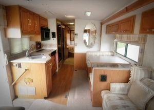 Beautiful camperSunflyer clean for Sale in Evansville, IN