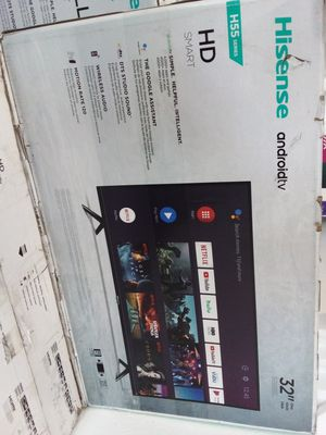 32 inch Hisense Android tv for Sale in Ontario, CA