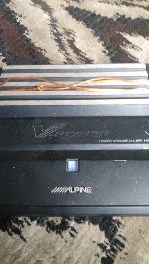 Alpine MRP F250 amplifier for Sale in Denver, CO