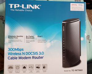 Cable Modem Router for Sale in Danbury, CT