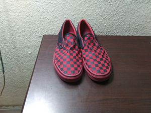 Checkered Vans for Sale in Forest Park, GA