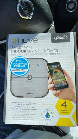 Orbit B Hyve Smart WiFi Indoor Sprinkler Timer for Sale in Carson, CA