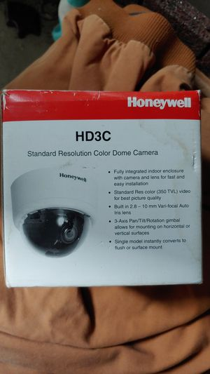 Honeywell camera for Sale in Whiting, IN