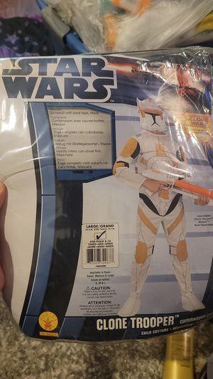 Clone tropper costume for Sale in Los Angeles, CA