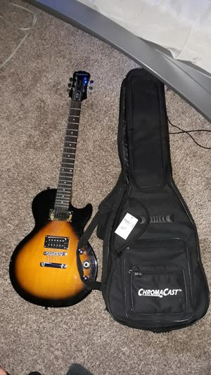 Les Paul Special 2. Missing humbucker. Chromacast bag with tags still on. for Sale in Las Vegas, NV