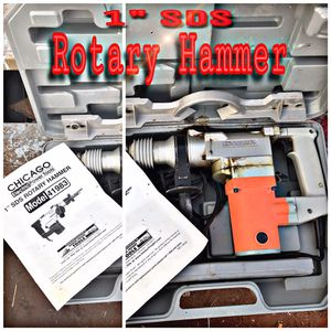 Chicago Rotary Hammer for Sale in Andrews, TX