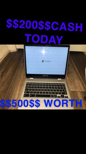 SAMSUNG CHROMEBOOK AND TABLET for Sale in Phoenix, AZ