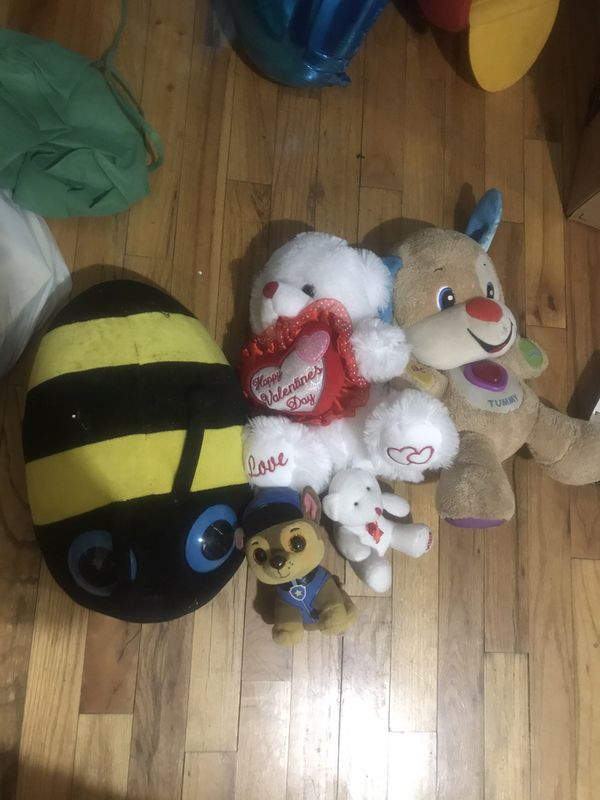 Bunch of toys
