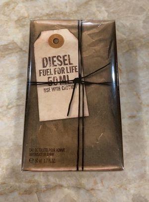 Diesel Fuel for Life Perfume for Sale in Tampa, FL