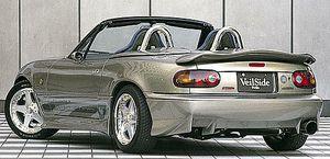 Mazda mx5 miata vs rear bumper body kit for Sale in Whittier, CA