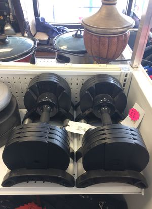 Stair master 50lb dum bells for Sale in Tampa, FL