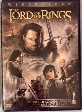 *NEW* The Lord Of The Rings 3 DVD Set for Sale in Salinas, CA