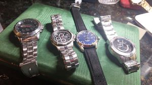 MENS WATCHES LOT for Sale in Fairfax, VA