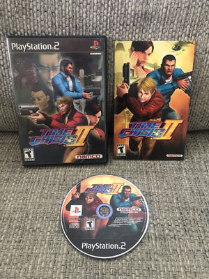 Time Crisis II Playstation 2 PS2 Video Game Complete for Sale in Fresno, CA