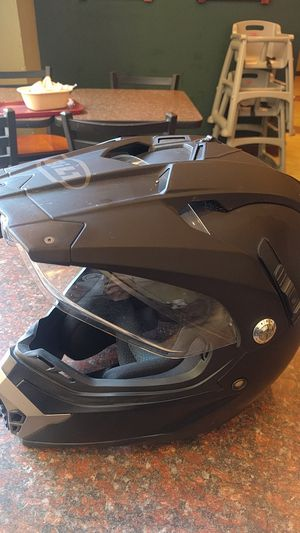 Bilt motorcycle helmet supermoto size M for Sale in San Diego, CA