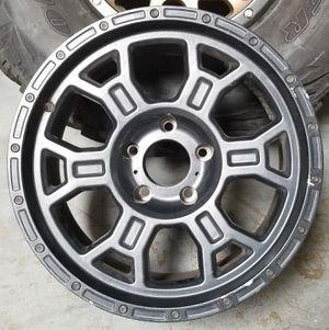 JK wheels 17x8.5 for Sale in Fullerton, CA