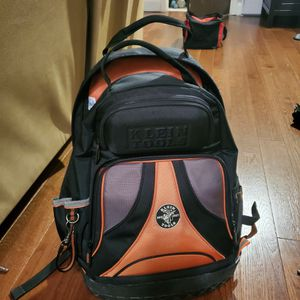 Klein Tools Work Bag. for Sale in Union City, NJ