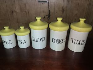 Canisters for Sale in Queens, NY