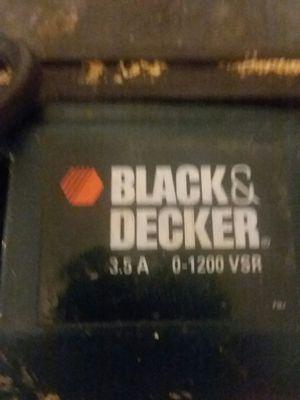 Black &decker vintage drill for Sale in Clarksburg, WV