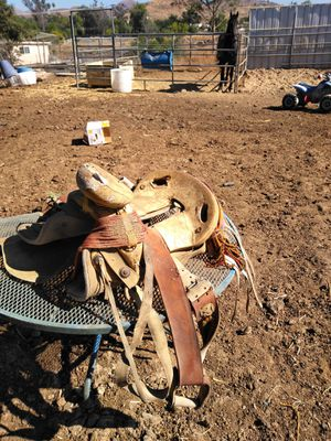 Mexican saddle for Sale in Perris, CA