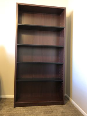 TWO 5-shelf Bookcases for Sale in Rancho Cucamonga, CA
